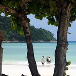Visit white sand beaches with Easy Day's Racha Island Tours