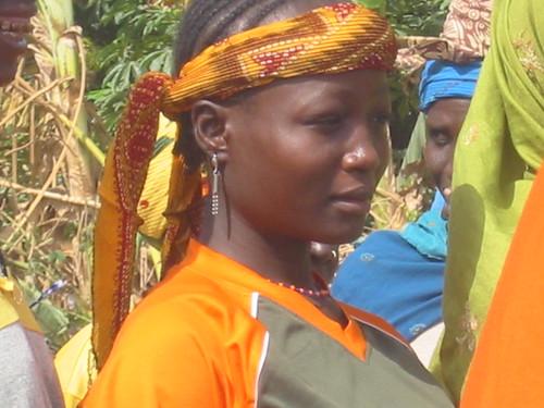 Niger portrait femme woman Africa
