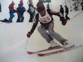 Rudi @ Snowbird, UT, March 1986
