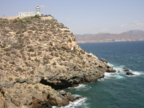 Lighthouse - Puerto de Mazarron