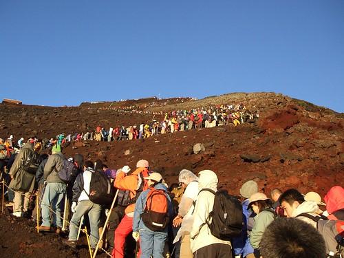 誰でも富士山に登れる3つの理由