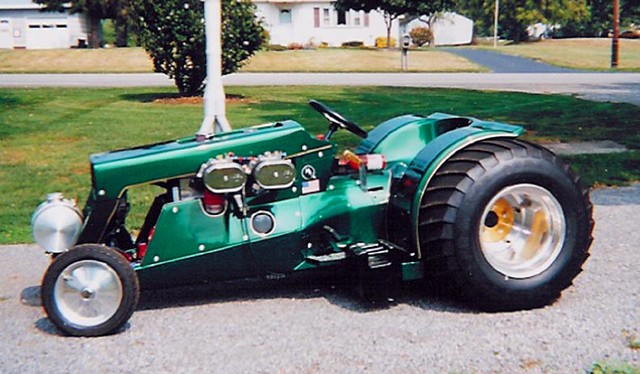 Sssassy Super Modified Custom Built Chassis And Body 2 3 Flickr Photo Sharing