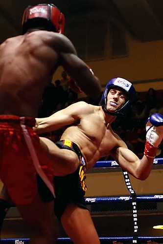 Amateur Kickboxing 73