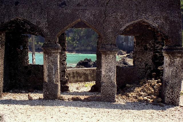 Comoros Moroni: mosque ruin 49.160.01