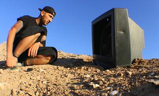Television Desert Dream
