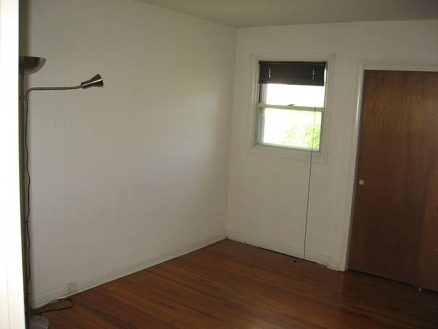 Empty Bedroom In The Apartment Flickr Photo Sharing
