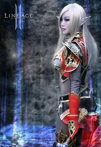 cosplay forum voir le sujet cosplay lineage 2 dark elf. Black Bedroom Furniture Sets. Home Design Ideas