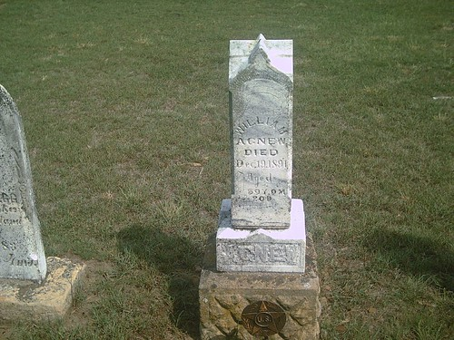 union hobby kansas civilwarveteran tombstonephoto williamagnew kalidacemetery yatescenterkansas companyg12thkansasinfantry