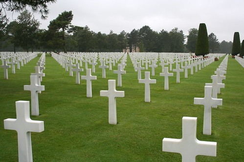 Normandy American Cemetary and Memorial