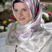 Colourful Hijab 004 by Veiled lady