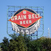 Grain Belt Beer Billboard