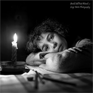 A lume di candela - In light of candle