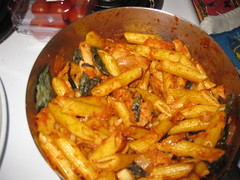 vegetable, penne, food, dish, cuisine,