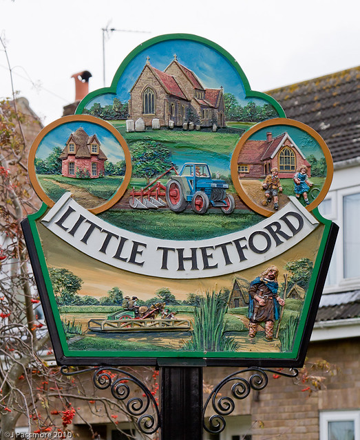 Thetford United Kingdom  city images : ... : Recent photos from Little Thetford, England, United Kingdom