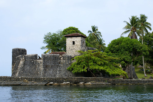 sunhorseflower's photo of anti-pirate fortifications in Guatemala.