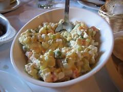 meal, breakfast, salad, vegetable, vegetarian food, food, dish, cuisine, potato salad,