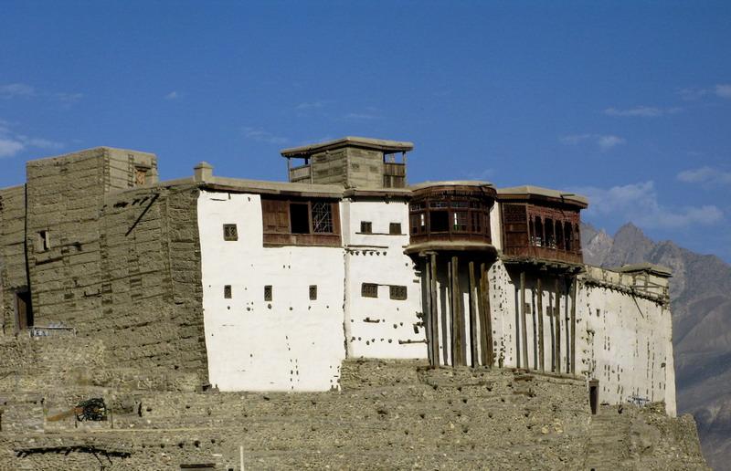 Baltit Fort again.