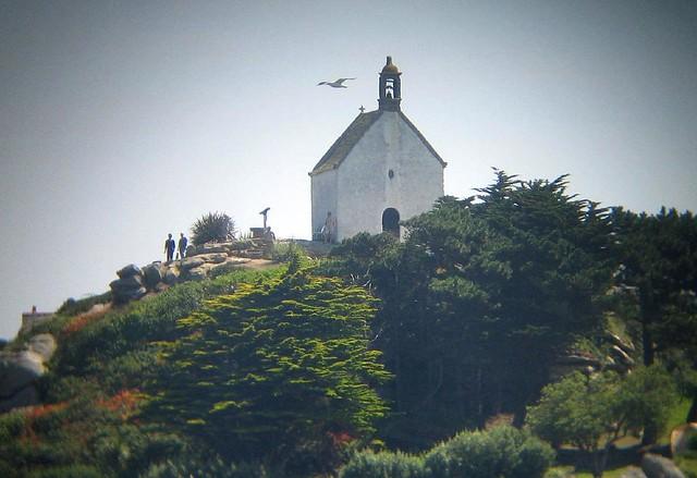 Roscoff - 5 août 2007 - La chapelle Ste Barbe