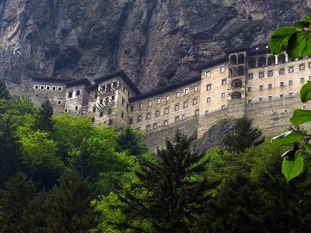 Sümela Manastırı - Sumela Monastery