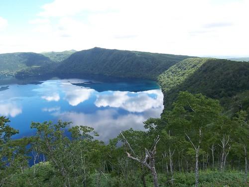 Masyuko lake 摩周湖 (摩周湖第一展望台)