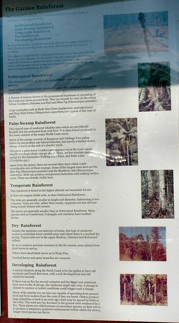 North Coast Regional Botanic Gardens - Coffs Harbour