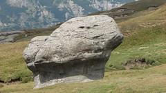 ancient history(0.0), plateau(0.0), monolith(0.0), cliff(0.0), boulder(1.0), mountain(1.0), outcrop(1.0), megalith(1.0), formation(1.0), geology(1.0), bedrock(1.0), terrain(1.0), badlands(1.0), rock(1.0), mountainous landforms(1.0),