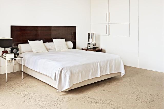 Cork flooring bedroom flickr photo sharing for Cork flooring in bedroom