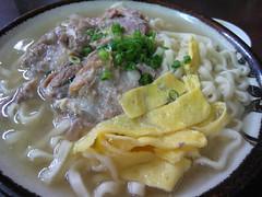 noodle, okinawa soba, noodle soup, kalguksu, food, dish, soup, cuisine, udon,