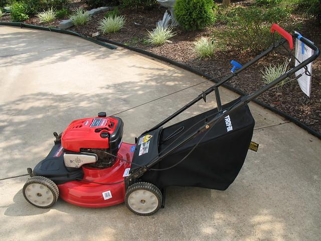 Snapper lawn mower runs then s - Ask Me Help Desk