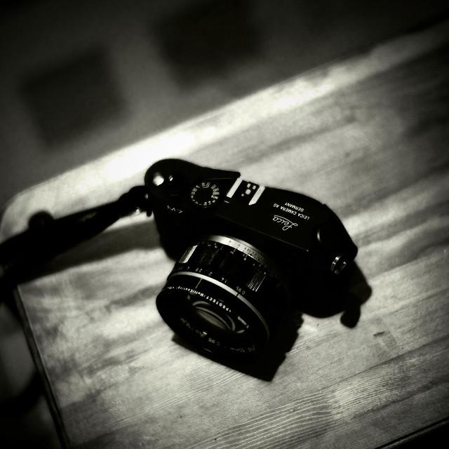 M7+Canon f0.95