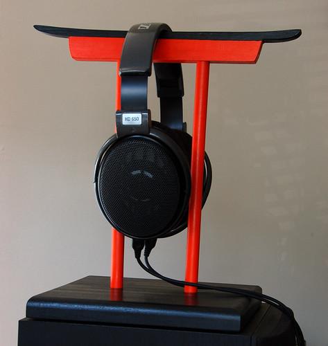 Headphone Stand Designs : The diy headphone stand thread page head fi