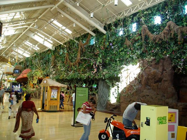 Rainforest Cafe Gurnee Mills Hours
