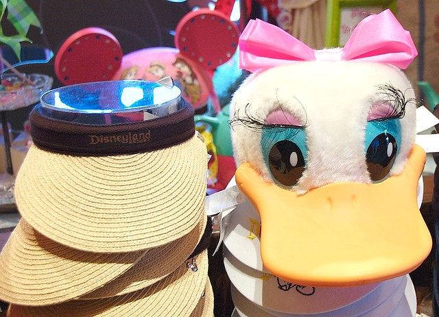 Mad Hatter Hat Daisy Duck Hat at Mad Hatter