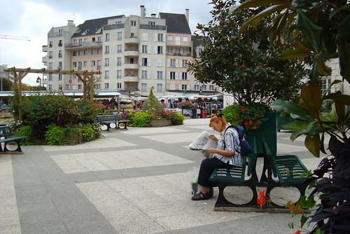 Sannois devant Mairie-1 width=