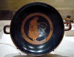 Ancient drinking vessel