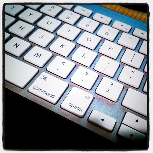 app keyboard