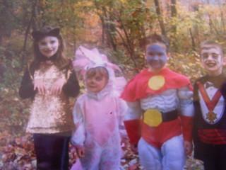 i was captain planet.