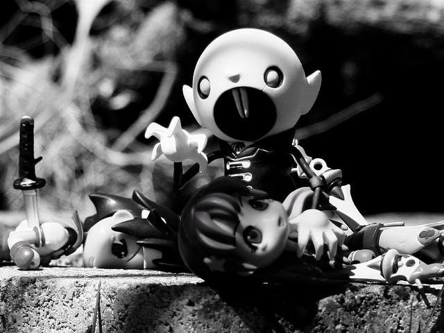 Vampire Hunter P