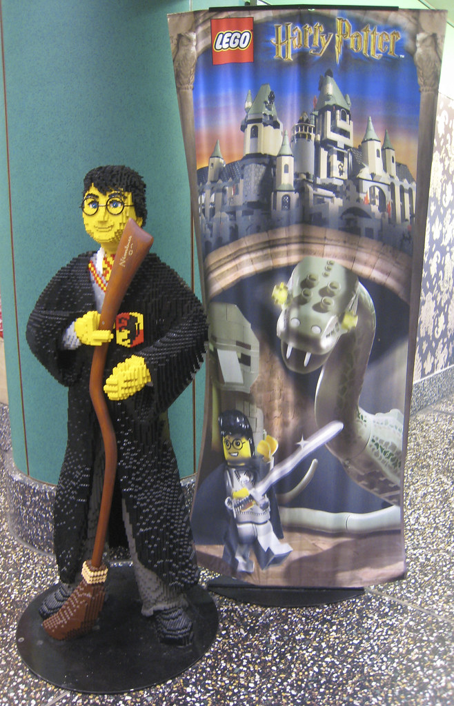 Harry Potter in Milan
