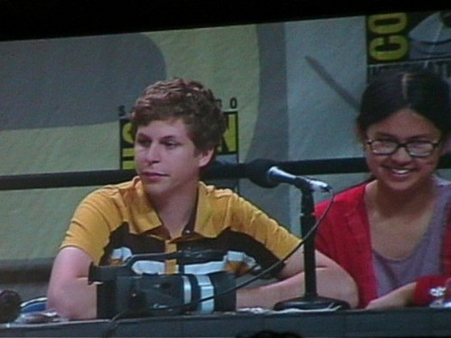 charlyne yi and michael cera actually dating