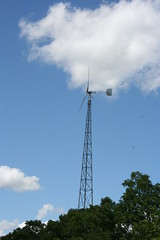 20 kW Jacobs wind turbine - click for larger image