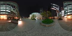 Shiodome night