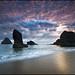 Oceanside Cloudburst by realkuhl
