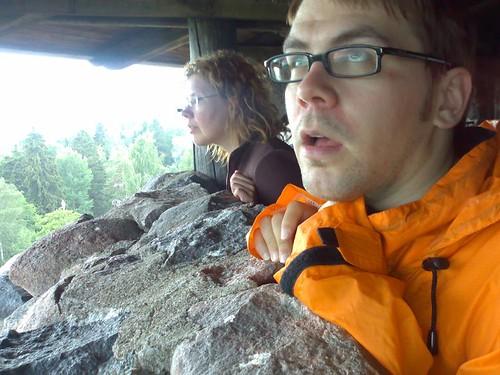 castle july moblogging 2007 tammisaari ekenäs raasepori nokian80