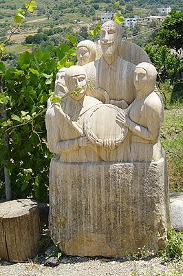 Apostoli - Skulptur