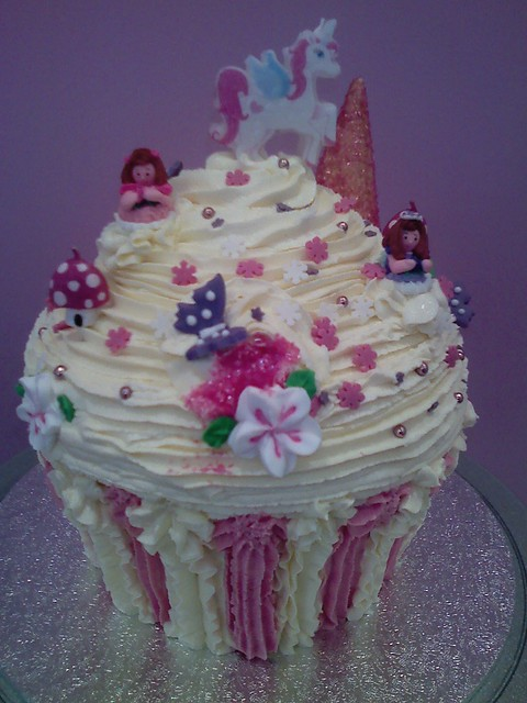 Fairy Castle Birthday Cake Images