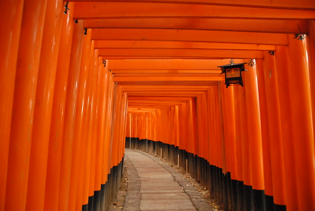 Fushimi Inari-taisha Shrine, Kyoto