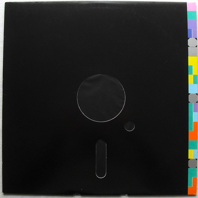 NEW ORDER 1986 BLUE MONDAY 1980s Single 12 inch vinyl record album