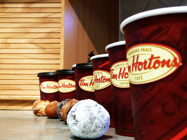 Tim Hortons Getting FREE Wi-Fi
