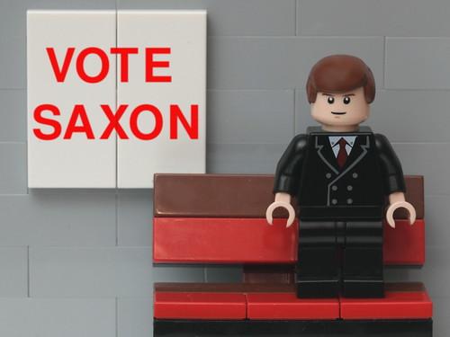 Vote For Me saxon